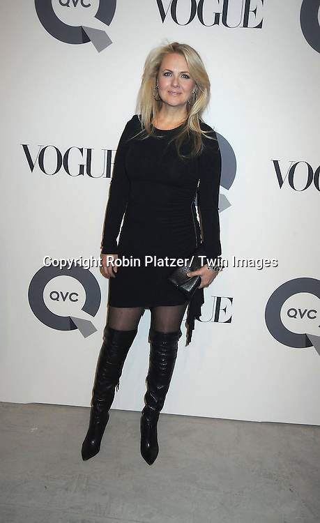 Cornelia Guest attending The QVC and Vogue Fashion Week Party on February 11, 2011 at 229 West 43rd Street in New York City.