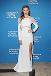 Madison Headrick Wearing Gabriela Cadena  at the Foundation Fighting Blindness World Gala Held at Cipriani downtown located at 25 Broadway