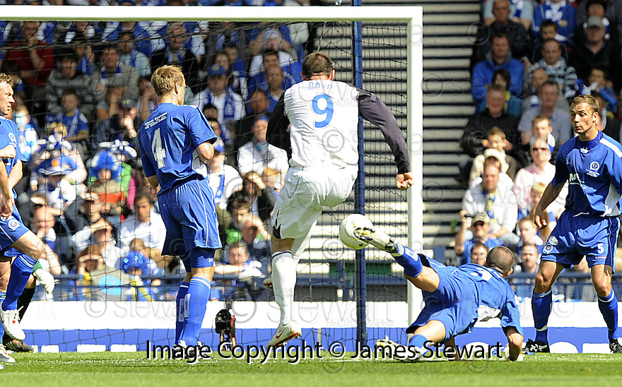 24/05/2008   Copyright Pic: James Stewart.File Name : sct_jspa03_qots_v_rangers.KRIS BOYD SCORES THE FIRST.James Stewart Photo Agency 19 Carronlea Drive, Falkirk. FK2 8DN      Vat Reg No. 607 6932 25.Studio      : +44 (0)1324 611191 .Mobile      : +44 (0)7721 416997.E-mail  :  jim@jspa.co.uk.If you require further information then contact Jim Stewart on any of the numbers above........