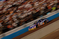 Nov 12, 2005; Phoenix, Ariz, USA; Nascar Busch Series driver Carl Edwards (60) during the Arizona 200 at Phoenix International Raceway. Mandatory Credit: Photo By Mark J. Rebilas