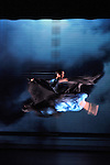 DEESSES ET DEMONES de Blanca Li<br /> <br /> Direction artistique et chorégraphie : Blanca Li<br /> Danse : Maria Alexandrova et Blanca Li<br /> Musique Tao Gutierrez<br /> Scénographie Pierre Attrait<br /> Video Charles Carcopino<br /> Lumières Caty Olive<br /> Costumes: merci à Azzedine Alaïa, Jean-Paul Gaultier, Stella McCartney et Sophie Théallet<br /> Coiffures et perruques John Nollet<br /> Accessoires Erik Halley<br /> Cadre : <br /> Date : 07/10/2016<br /> Lieu : Théâtre Michel Simon<br /> Ville : Noisy-le-Grand<br /> © Laurent Paillier / photosdedanse.com