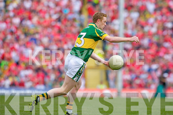 Colm Cooper Kerry v  Cork in the Munster Senior Football Final in Fitzgerald Stadium in Killarney on Sunday.
