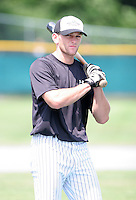 July 28th 2007:  Shane Peterson during the Cape Cod League All-Star Game at Spillane Field in Wareham, MA.  Photo by Mike Janes/Four Seam Images