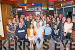 FIVE O FIFTY: Anthony Carroll, Rock St, Tralee had great fun celebrating his 50th birthday in the Greyhound bar, Tralee last Saturday night surrounded by many friends and family.
