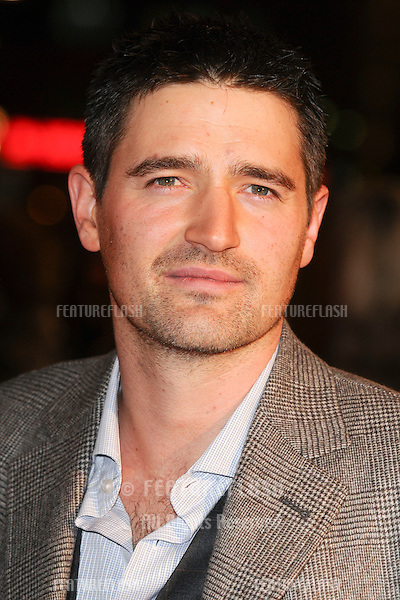 Tom Chambers arriving for the 'Me and Orson Welles' premiere at the Vue cinema, Leicester Square, London. 18/11/2009  Picture by:  Steve Vas / Featureflash