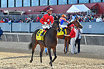 HOT SPRINGS, AR - APRIL 14:Count Fleet Sprint Handicap. Oaklawn Park on April 14, 2018 in Hot Springs,Arkansas. #6 Smart Spree with jockey Ramon A. Vazquez (Photo by Ted McClenning/Eclipse Sportswire/Getty Images)