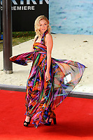 LONDON, ENGLAND - JULY 13: Clara Paget attending the World Premiere of 'Dunkirk' at Odeon Cinema, Leicester Square on July 13, 2017 in London, England.<br /> CAP/MAR<br /> &copy;MAR/Capital Pictures /MediaPunch ***NORTH AND SOUTH AMERICAS ONLY***