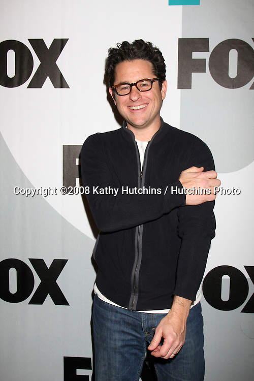 jj Abrams arriving at the Fox TV TCA Party  at MY PLACE  in Los Angeles, CA on .January 13, 2009.©2008 Kathy Hutchins / Hutchins Photo..                .