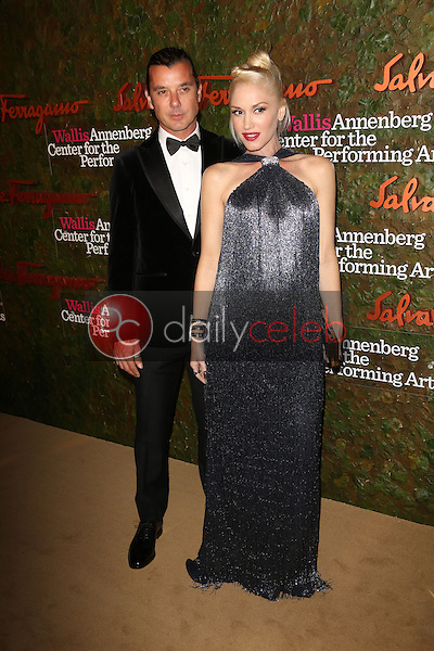 Gwen Stefani, Gavin Rossdale<br />