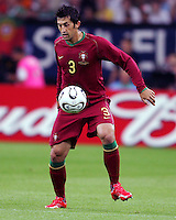 Petit (3) controls the ball for Portugal. Portugal defeated Mexico 2-1 in their FIFA World Cup Group D match at FIFA World Cup Stadium, Gelsenkirchen, Germany, June 21, 2006.