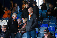 Blackpool fans before kick off<br /> <br /> Photographer Craig Mercer/CameraSport<br /> <br /> The EFL Sky Bet League Two Play-Off Semi Final Second Leg - Luton Town v Blackpool - Thursday 18th May 2017 - Kenilworth Road - Luton<br /> <br /> World Copyright &copy; 2017 CameraSport. All rights reserved. 43 Linden Ave. Countesthorpe. Leicester. England. LE8 5PG - Tel: +44 (0) 116 277 4147 - admin@camerasport.com - www.camerasport.com