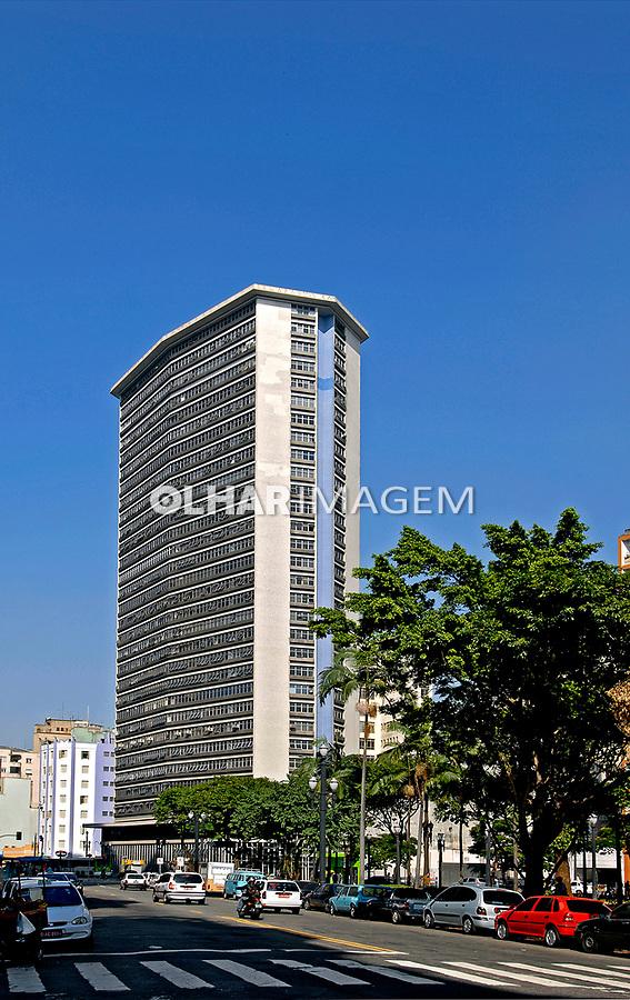 Edifício Andraus em São Paulo. 2007. Foto de Juca Martins.