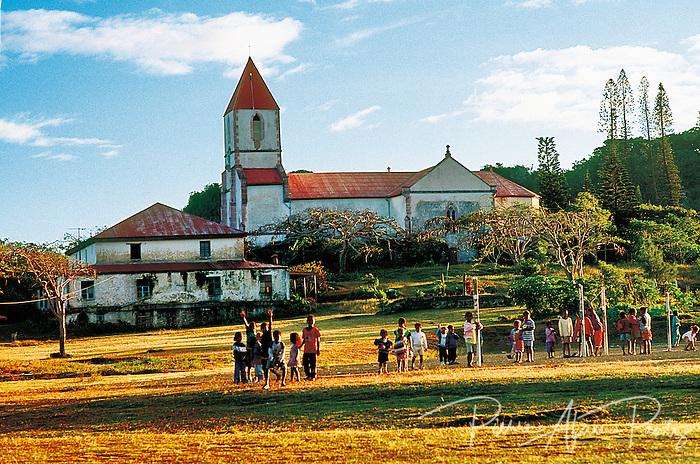 Maré, église de la Roche