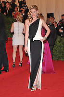 Doutzen Kroes at the 'Schiaparelli And Prada: Impossible Conversations' Costume Institute Gala at the Metropolitan Museum of Art on May 7, 2012 in New York City. © mpi03/MediaPunch Inc.