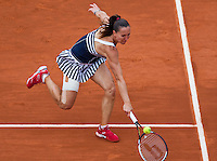 France, Paris, 02.06.2014. Tennis, French Open, Roland Garros, Jelena Jankovic (SRB)<br /> Photo:Tennisimages/Henk Koster