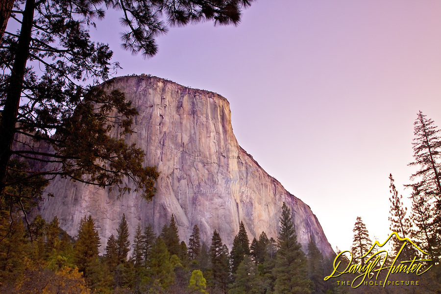 Sunrise, El Capitan, Yosemite National Park