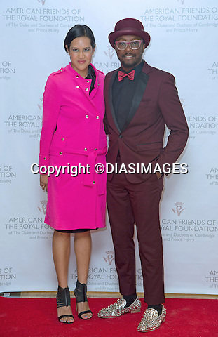 """WILL.I.AM.attends fund raiser dinner for the Foundation of the Duke and Duches of Cambridge and Prince Harry at the Four Season Restaurant, New York_14/05/2103.Prince Harry is on a week long USA visit the includes Washington, Denver, Colorado Springs, New Jersey, New York and Conneticut..Mandatory credit photo:©DIASIMAGES..NO UK USE UNTIL 13/5/2013.(Failure to credit will incur a surcharge of 100% of reproduction fees)..**ALL FEES PAYABLE TO: """"NEWSPIX  INTERNATIONAL""""**..Newspix International, 31 Chinnery Hill, Bishop's Stortford, ENGLAND CM23 3PS.Tel:+441279 324672.Fax: +441279656877.Mobile:  07775681153.e-mail: info@newspixinternational.co.uk"""
