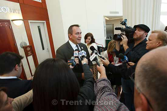 Attorneys for convicted polygamist leader Warren Jeffs argued their case before the Utah Supreme Court Tuesday, November 3 2009 in Salt Lake City, hoping to overturn Jeffs' 2007 conviction as an accomplice to rape. mark shurtleff