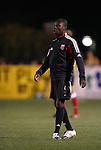 20 March 2004: Freddy Adu warms up before the game. DC United of Major League Soccer defeated the Charleston Battery of the A-League 2-1 at Blackbaud Stadium in Charleston, SC in a Carolina Challenge Cup match..
