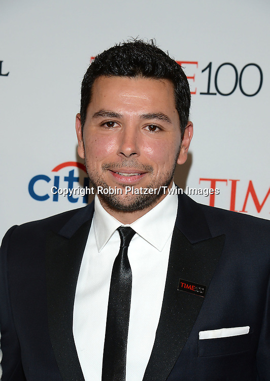 Ayman Mohyeldin attends the TIME 100 Issue celebrating the 100 Most Influential People in the World on April 21, 2015 <br /> at Frederick P Rose Hall at Lincoln Center in New York City, New York, USA.<br /> <br /> photo by Robin Platzer/Twin Images<br />  <br /> phone number 212-935-0770