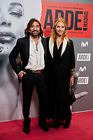 Antonio Carmona and Mariola Orellana attends to ARDE Madrid premiere at Callao City Lights cinema in Madrid, Spain. November 07, 2018. (ALTERPHOTOS/A. Perez Meca) /NortePhoto.com