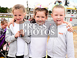 Rhea Maguire, Emily Flanagan and Hayley O'Malley at the Drogheda Maratime Festival. Photo:Colin Bell/pressphotos.ie