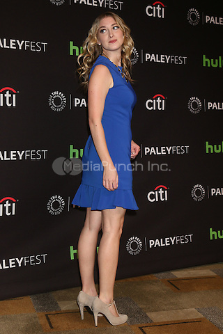 LOS ANGELES - MARCH 13: Leanne Aguilera at the 33rd Annual PaleyFest Presents - Supergirl at the Dolby Theater on March 13, 2016 in Los Angeles, CA. Credit: David Edwards/MediaPunch