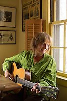 Folk legend Alice Gerrard in Durham