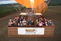 20131021 21 October Hot Air Balloon Cairns