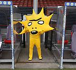 220615 Partick Monster Mascot