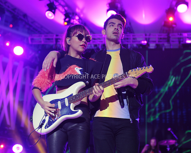 WWW.ACEPIXS.COM<br /> <br /> May 21 2016, Miami<br /> <br /> Joe Jonas onstage during the IHeartRadio Summer Pool Party 2016 at Fontainebleau Miami Beach on May 21, 2016 in Miami Beach, Florida<br /> <br /> <br /> By Line: Solar/ACE Pictures<br /> <br /> <br /> ACE Pictures, Inc.<br /> tel: 646 769 0430<br /> Email: info@acepixs.com<br /> www.acepixs.com