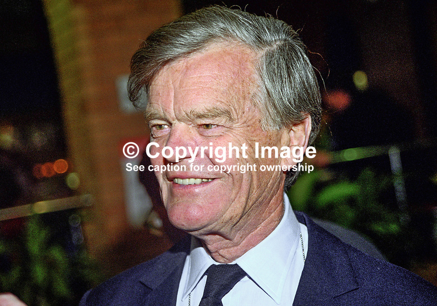 Alan Clark, MP, UK, Conservative Party, 199810218.<br />