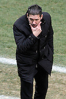 Atletico de Madrid's coach Diego Pablo Cholo Simeone during La Liga match.January 24,2015. (ALTERPHOTOS/Acero) /NortePhoto<br /> NortePhoto.com