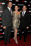 JON HAMM, JANIE BRYANT, MATTHEW WEINER. Arrivals to the premiere of AMC's Mad Men Season 4 at Mann Chinese 6 Theatre. Hollywood, CA, USA. July 20, 2010.