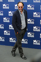 Luca Guadagnino attends a photocall for the movie 'A Bigger Splash' during the 72nd Venice Film Festival at the Palazzo Del Cinema in Venice, Italy, September 6, 2015. <br /> UPDATE IMAGES PRESS/Stephen Richie