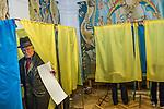 Ukraine Parliamentary Elections 2014