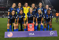 USWNT vs Mexico, October 4, 2018