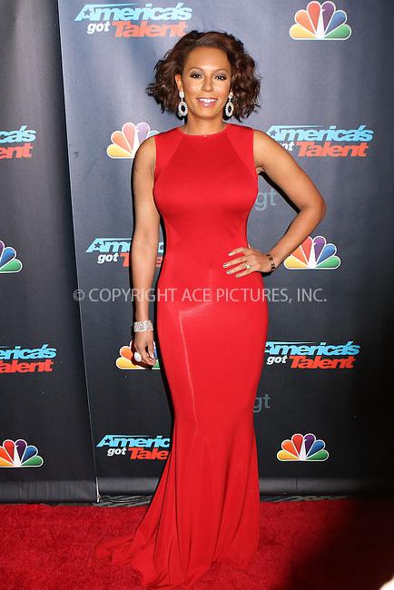 WWW.ACEPIXS.COM<br /> <br /> September 17 2013, New York City<br /> <br /> Melanie Brown at the 'America's Got Talent' Season 8 Pre-Show Red Carpet Event at Radio City Music Hall on September 17, 2013 in New York City<br /> <br /> <br /> By Line: Nancy Rivera/ACE Pictures<br /> <br /> <br /> ACE Pictures, Inc.<br /> tel: 646 769 0430<br /> Email: info@acepixs.com<br /> www.acepixs.com