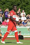 18.07.2018, Voehlinstadion, Illertissen, GER, FSP, FV Illertissen - VfB Stuttgart, im Bild Chadrac Akolo (Stuttgart #19)<br /> <br /> Foto &copy; nordphoto / Hafner