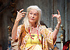 Grey Gardens<br /> Book by Doug Wright<br /> Music by Scott Frankel<br /> Lyrics by Michael Korie<br /> produced by Danielle Tarento<br /> at The Southwark Playhouse, London, Great Britain <br /> press photocall<br /> 7th January 2016 <br /> <br /> directed by Thom Southerland<br /> <br /> <br /> Sheila Hancock as Edith Bouvier Beale<br /> <br /> <br /> <br /> Photograph by Elliott Franks <br /> Image licensed to Elliott Franks Photography Services