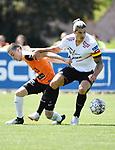 2018-07-14 / Voetbal / Seizoen 2018-2019 / KV Mechelen - Deinze / Youssef Challouk met Seth De Witte (r. KVM)<br /> <br /> ,Foto: Mpics