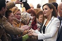 Queen Letizia of Spain 020718