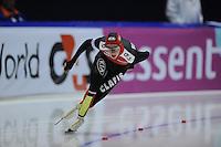 SCHAATSEN: HEERENVEEN: Thialf, World Cup, 02-12-11, 1500m B, Bart Swings BEL, ©foto: Martin de Jong
