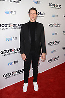 "LOS ANGELES - FEB 20:  Shane Harper at the ""God's Not Dead:  A Light in Darkness"" Premiere at the Egyptian Theater on February 20, 2018 in Los Angeles, CA"