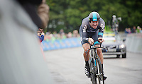 Ian Stannard (GBR) in the last stretch<br /> <br /> Tour of Britain<br /> stage 3: ITT Knowsley Safari Park (16.1km)