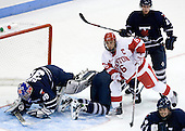 Andrew Martin (Toronto - 30), ?, Joe Pereira (BU - 6), Tyler Turcotte (Toronto - 2) - The Boston University Terriers defeated the visiting University of Toronto Varsity Blues 9-3 on Saturday, October 2, 2010, at Agganis Arena in Boston, MA.