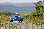 Tim McNulty Last years winner of Rally of the lakes.