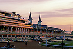 Churchill Downs, home of the Kentucky Derby, Louisville, Kentucky, USA
