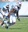 Buffalo Bills Jerry Hughes (55) during a game against the Chicago Bears on September 7, 2014 at Soldier Field in Chicago, IL. The Bills beat the Bears 23-20.