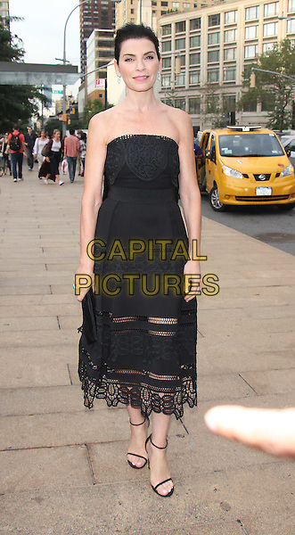 NEW YORK, NY-September 20: Julianna Margulies, at New York City Ballet Fifth Annual Fall Fashion Gala at Lincoln Center in New York. September 20, 2016. <br /> CAP/MPI/RW<br /> &copy;RW/MPI/Capital Pictures